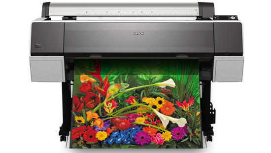 Epson print indoor color