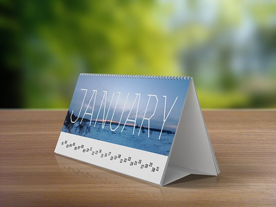 Calendar personalizat cu imagine