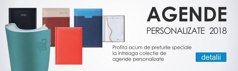 Agende personalizate 2018