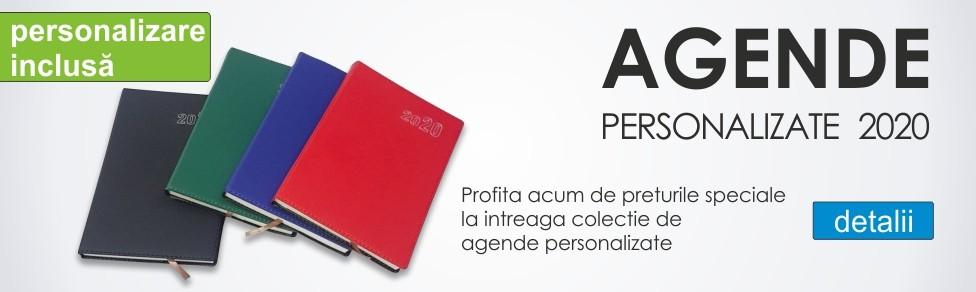 Agende personalizate 2020