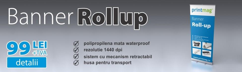 Slide - Banner Rollup