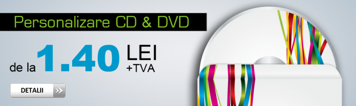 Printare CD-DVD