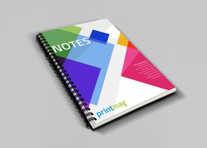 Bloc notes interior personalizat