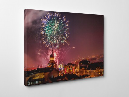 Print canvas personalizat