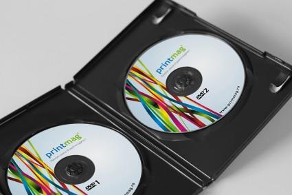 Carcasa DVD