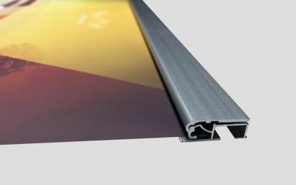 Poster hanger - Poster snap