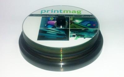 personalizare CD