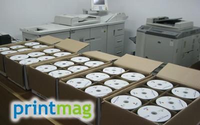 print CD / DVD