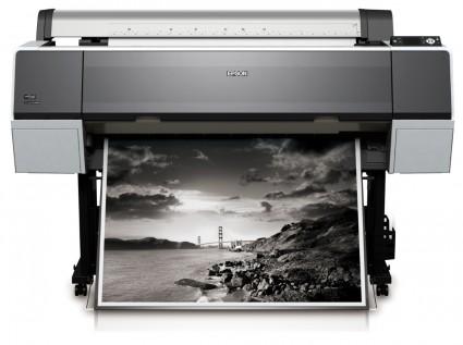 Print indoor monocrom