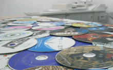 Personalizare CD, DVD