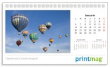 Calendar de birou 2014, clasic